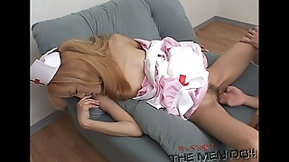 Lipdoll 8 2/4 Japanese blowjob bukkake loose-fitting