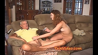 Fucking my HOT TEEN MAID